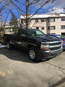 2016 Chevy Silverado 1500 RWD for sale.