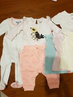 Baby girl bundle 00, 3-6 months