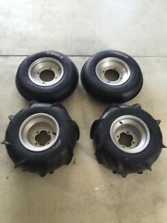 Quad/ATV Paddle Tyres