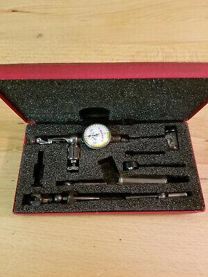 Starrett No. 711 1 Kit Used Universal Test Indicator