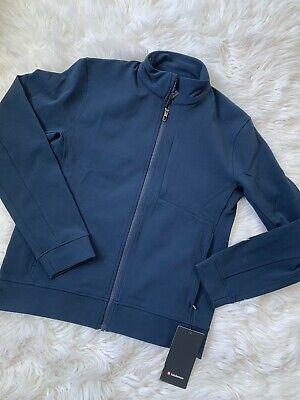 LULULEMON sojourn Jacket Size M Navy