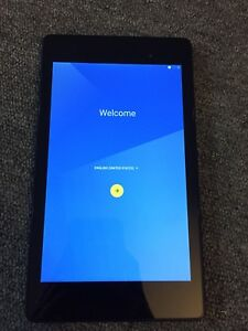 Asus Nexus Tablet. Perfect Condition