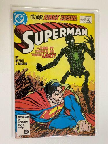 Superman #1 6.0 FN (1987 2nd Series)