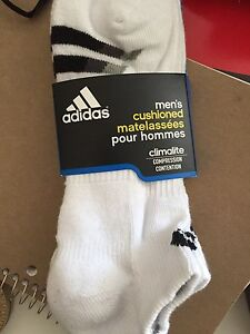 Brand new, unused men's socks