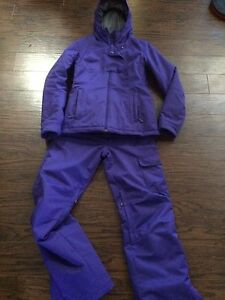 Womens winter jacket and snow pants