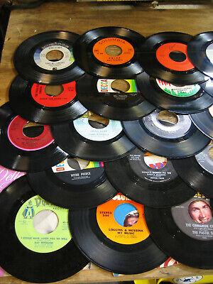45rpm Jukebox Records Seeburg Wurlitzer Rockola AMI 50 each