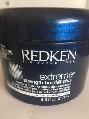 Redken Extreme Strength Builder Plus Fortifying Mask 8.5oz