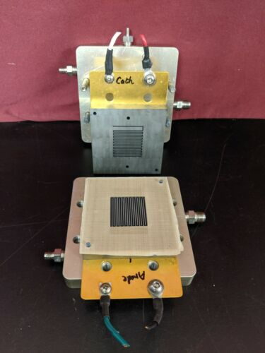 Fuel Cell Technologies Johnson Matthey Single Cell Hardware Fuel Cell #4