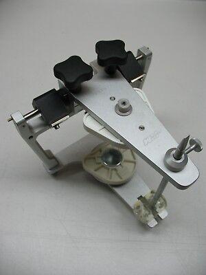 Whipmix 3040 Magnetic Semi Adjustable Dental Articulator Lab Wax Crown Bridge