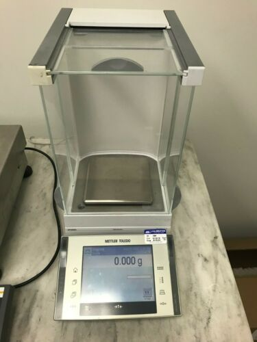 Mettler XP1203S S Analytical Balance Scale