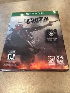Homefront The Revolution- Xbox One