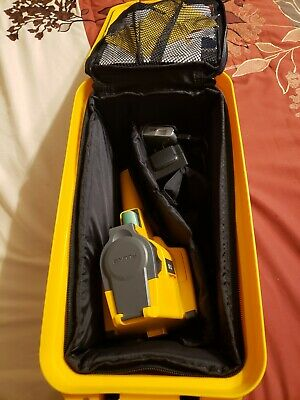 Fluke Tis Infrared Thermal Imaging Camera With Case Extras