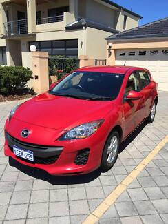 2013 Mazda 3 BL MY13 Neo Automatic Hatchback Hamersley Stirling Area Preview