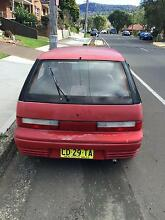 1995 Suzuki Swift Hatchback Wollongong Wollongong Area Preview