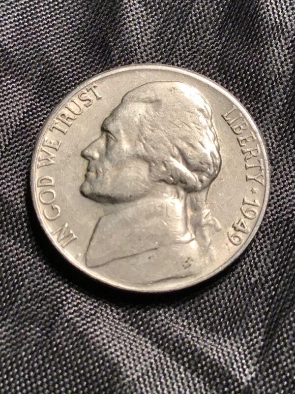 1949 S Jefferson Nickel - 15% off 5+