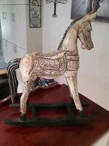 Wooden rocking horse Mooroolbark Yarra Ranges Preview