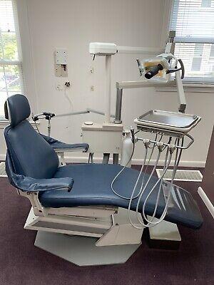 Adec 1005 Dental Chair Package. Clean