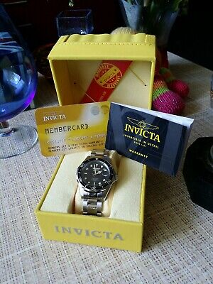 Mens invicta watch.... very classy...
