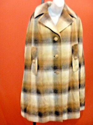 g Brown Herringbone check Sherlock Holmes Cape Coat One Size (Sherlock Holmes Cape)