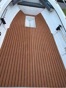 Boat deck flooring Eva teak Wellington Point Redland Area Preview