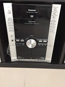 Panasonic Stereo with 5 disc DVD player Cranbourne North Casey Area Preview