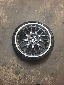 Mag Fast Wheel avec pneus Attrezzo