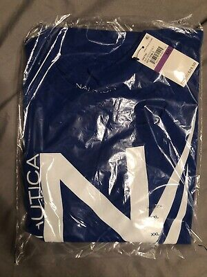 Authentic Nautica Blue T-shirt NWT