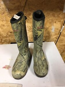 Huntshield boots 800 thinsulate ultra
