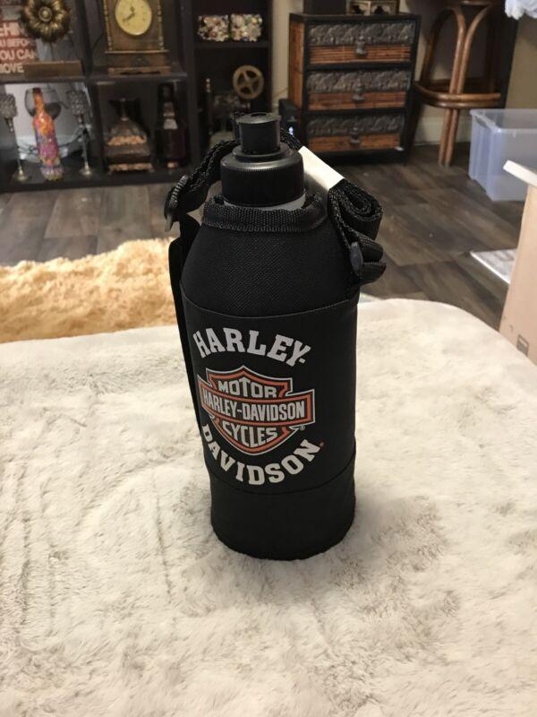 harley davidson water bottle holder