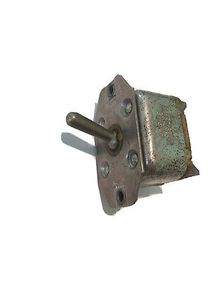 Cutler Hammer Ms25103-25 Switch. Dpdt Momentary Mil-spec