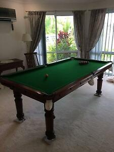 8x4 slate pool/billiard table Kewarra Beach Cairns City Preview