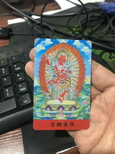 china hand made tangka card d004 hot