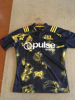 Highlanders 2017 Camouflage rugby shirt