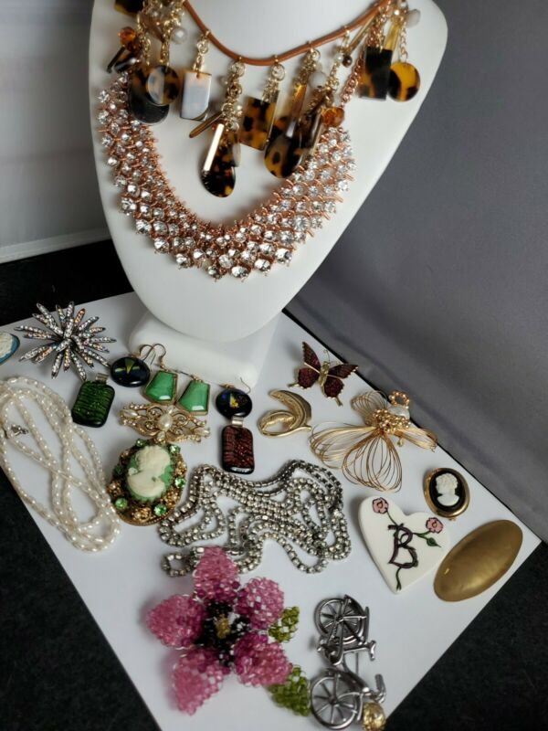 Lovely Lot Jewelry all wearable