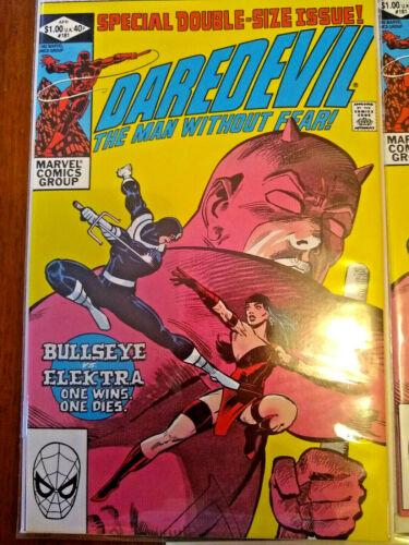 DAREDEVIL #181 (1982) - NM - DEATH OF ELEKTRA - KEY -  CGC IT! - FREE SHIPPING