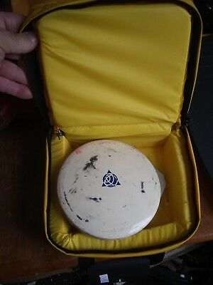 Trimble Zephyr Gps Antenna 39105-00 With Cable And Case