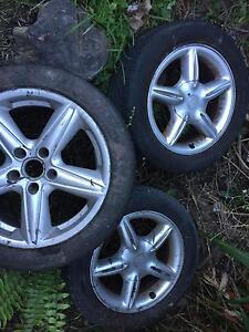 Holden commodore rims vr ,vs,vt. Palm Cove Cairns City Preview