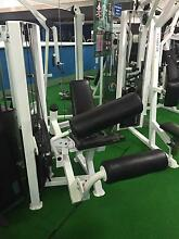 Complete Gym Fit out on sale Haymarket Inner Sydney Preview