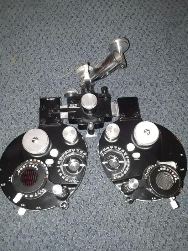 Phoropter - Reichert Minus Cylinder model 714870