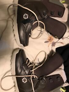 DC Rogan snowboard boots size 12
