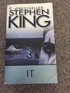 Stephen King Books!