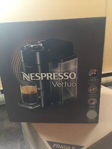 Brand new Nespresso Vertuo Machine