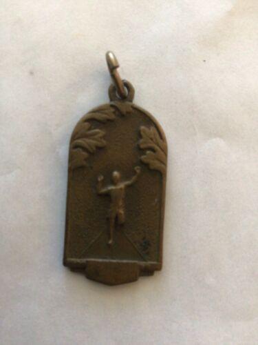 Vintage 1930s High School Track Medal