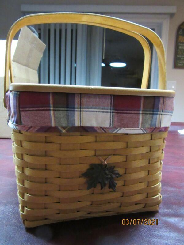 Longaberger Weekender Basket Set