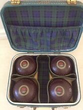 TAYLOR INTERNATIONAL LAWN BOWLS with Bag Gwelup Stirling Area Preview