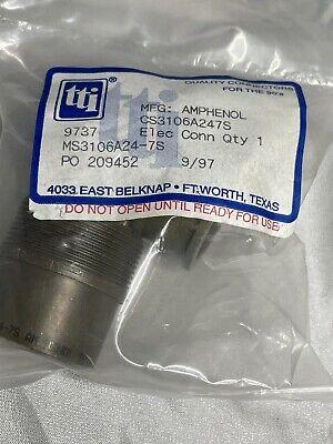 Amphenol Ms3106a-24-7s