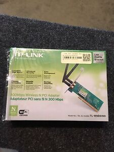 TP Link wireless network card