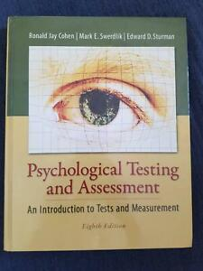 Psychological Testing and Assessment Textbook