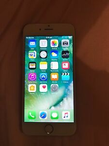 IPhone 6 16 gb silver Meadow Heights Hume Area Preview