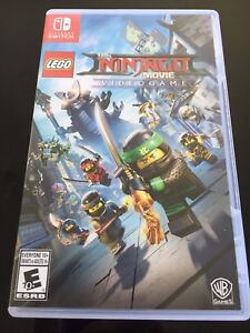 Lego Ninjago Nintendo switch $45